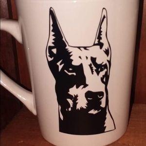 COPY - Doberman Coffee Cup